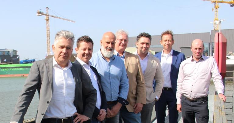 Amsterdam Shipyards team members